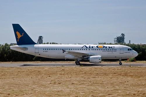 volo inaugurale con air one