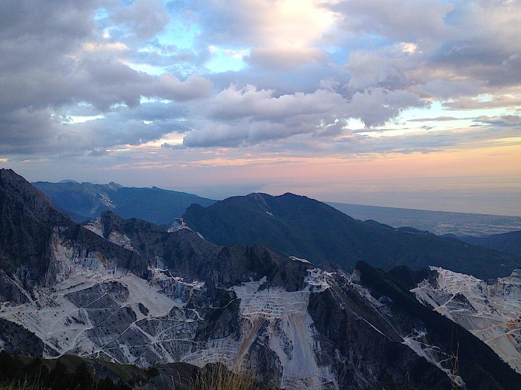 Visitare Carrara e dintorni