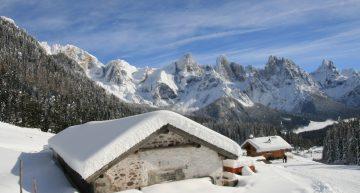 San Martino di Castrozza, vacanze sulla neve
