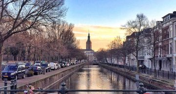 Den Haag, raggiungerla spendendo poco