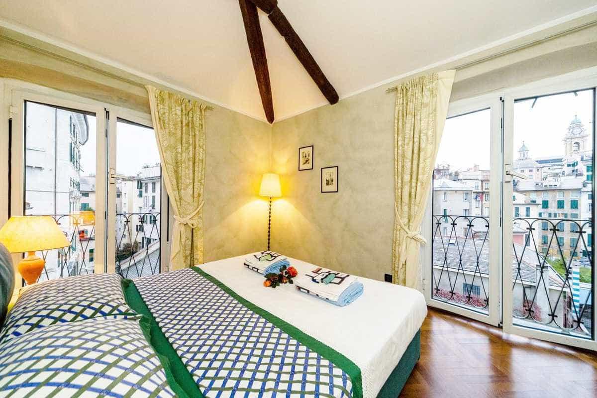 Genova, dove dormire in città