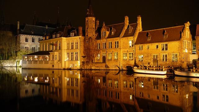 Dove dormire a Bruges