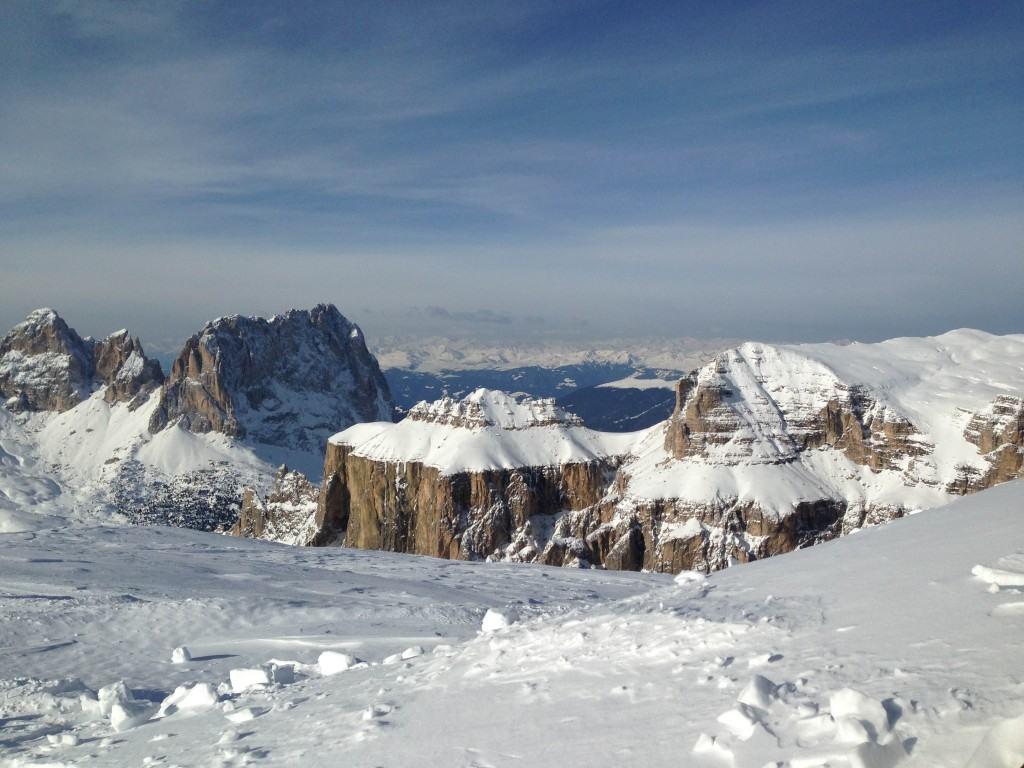 Andare in Val di Fassa in inverno