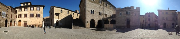 weekend in umbria