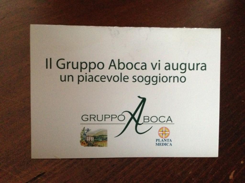Aboca Tour