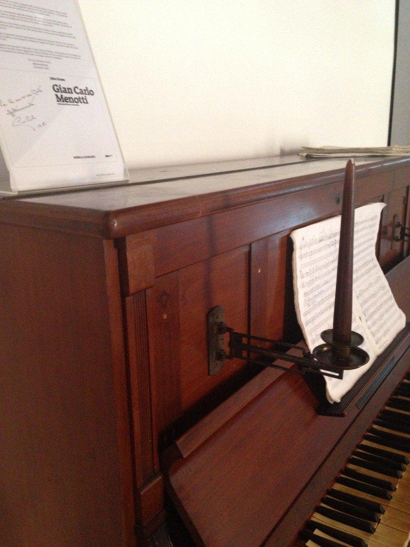 Casa menotti spoleto viaggio animamente for Casa artigiana progetta il maestro del primo piano