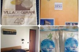 Hotel Villa dei Gerani Rivabella di Rimini