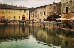 Bagno Vignoni centro termale