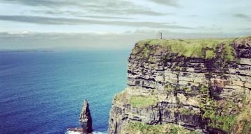 Le scogliere di Moher in Irlanda
