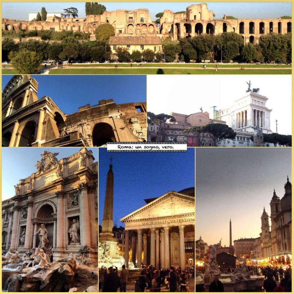 escursione a roma