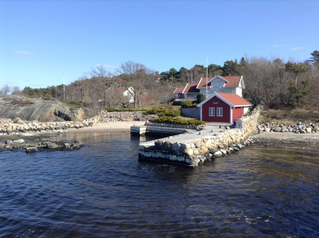 Hvaler Islands Norway.