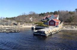 Hvaler Islands Norway