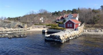 Hvaler Islands Norway