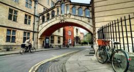 Viaggio a Oxford