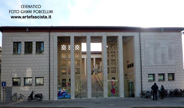 Architettura del periodo fascista viaggio animamente for Architettura fascista in italia