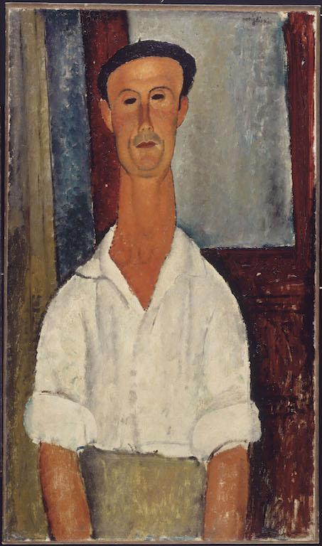 Modigliani a Pisa