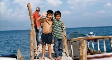Lago Atitlan de Guatemala