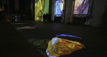 Mostra Van Gogh Alive