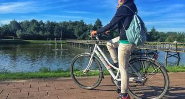 Le Fiandre in bicicletta