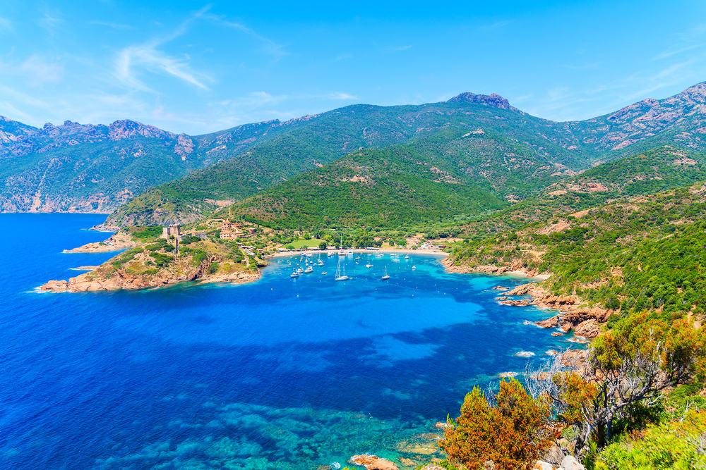 Corsica viaggio itinerante