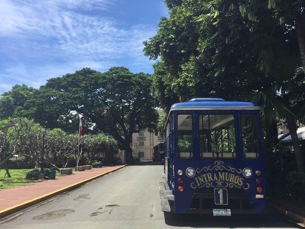 Manila capitale delle Filippine