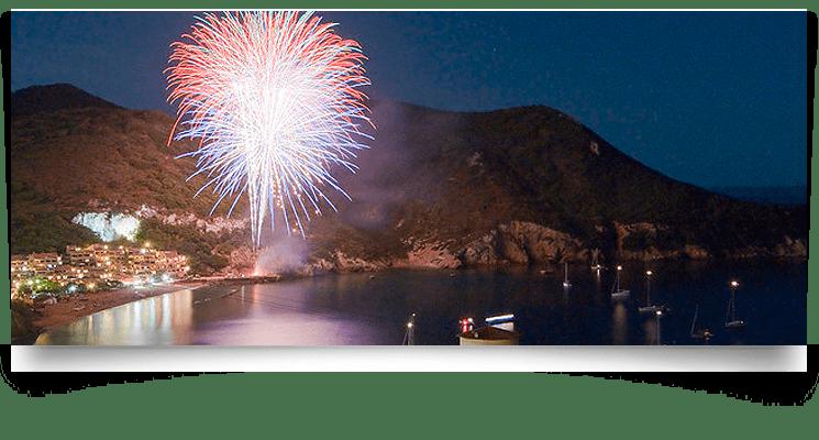 Isola del Giglio feste e tradizioni