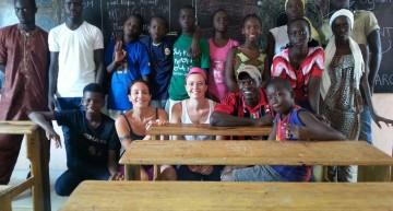 Volontariato in Senegal