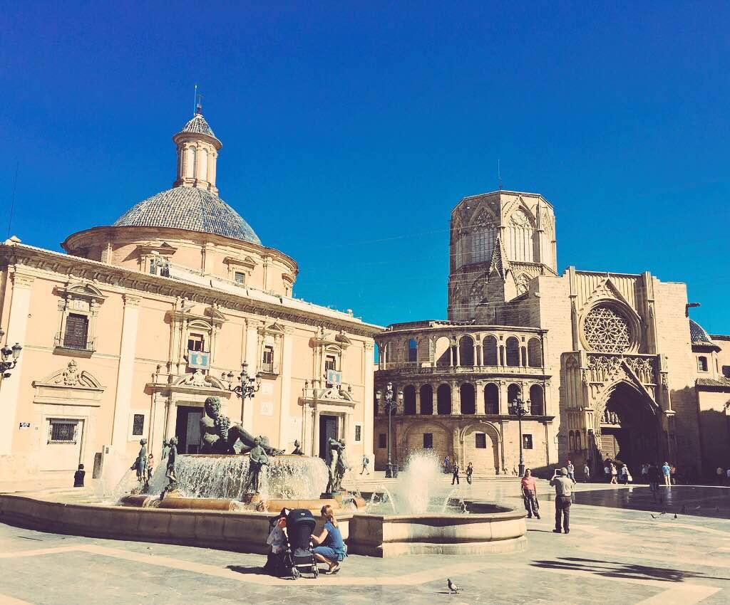 Valencia fuga di Primavera