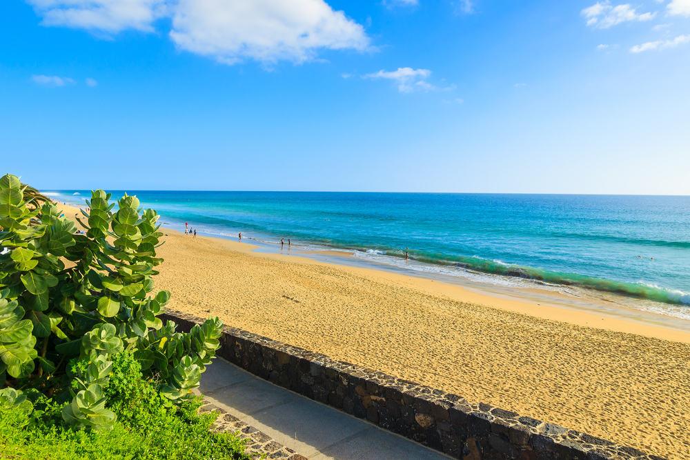 Le spiagge a sud di Fuerteventura