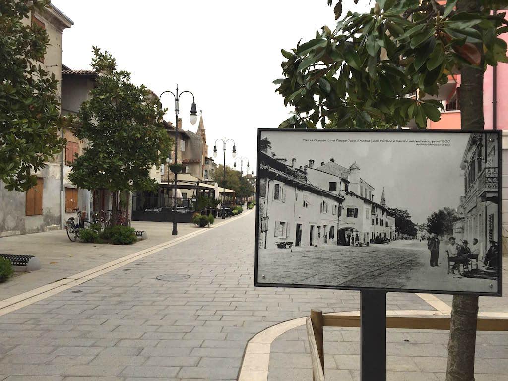 Da Grado ad Aquileia