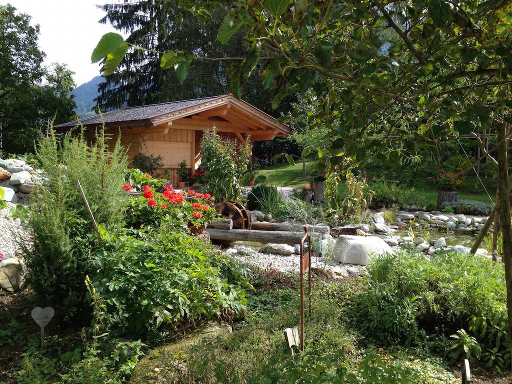 Tirolo Tiefenbachklamm e Hildegard Garten