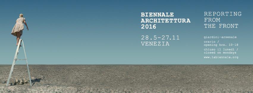 Venezia Biennale Architettura 2016