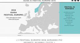 Festival europei estate 2016