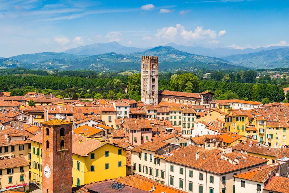 Lucca, un giorno o una vita in Toscana