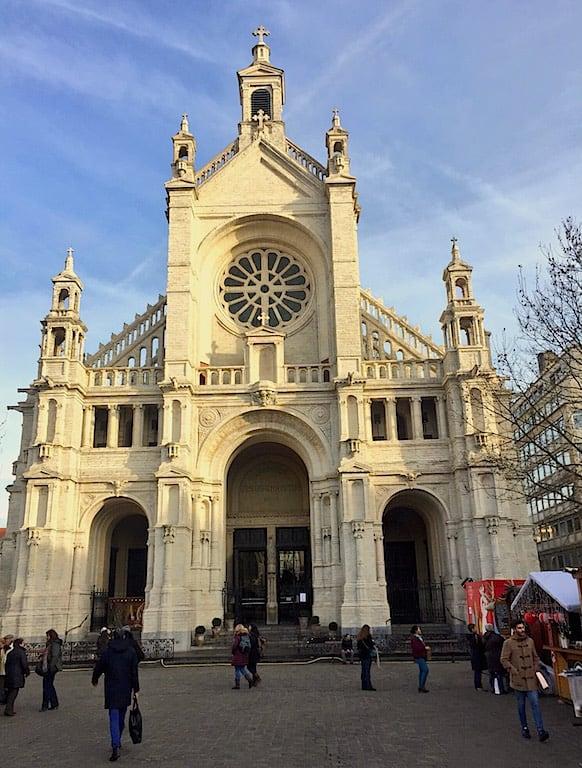 Bruxelles, un viaggio in Belgio