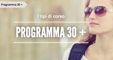 Programma 30+, soggiorni linguistici ESL