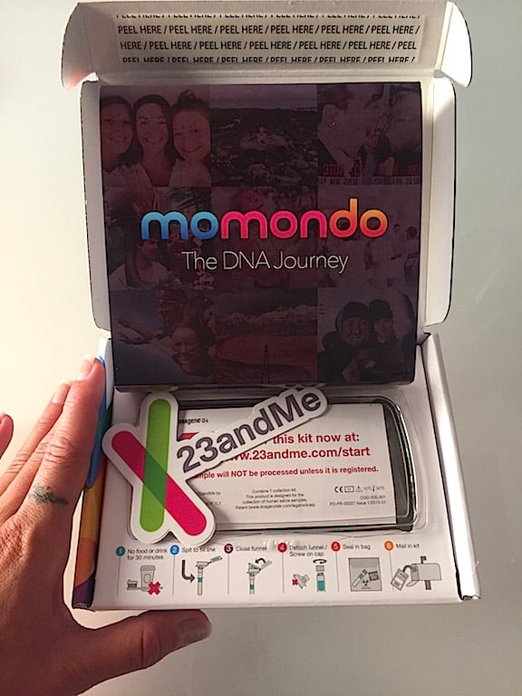 Momondo, The DNA Journey