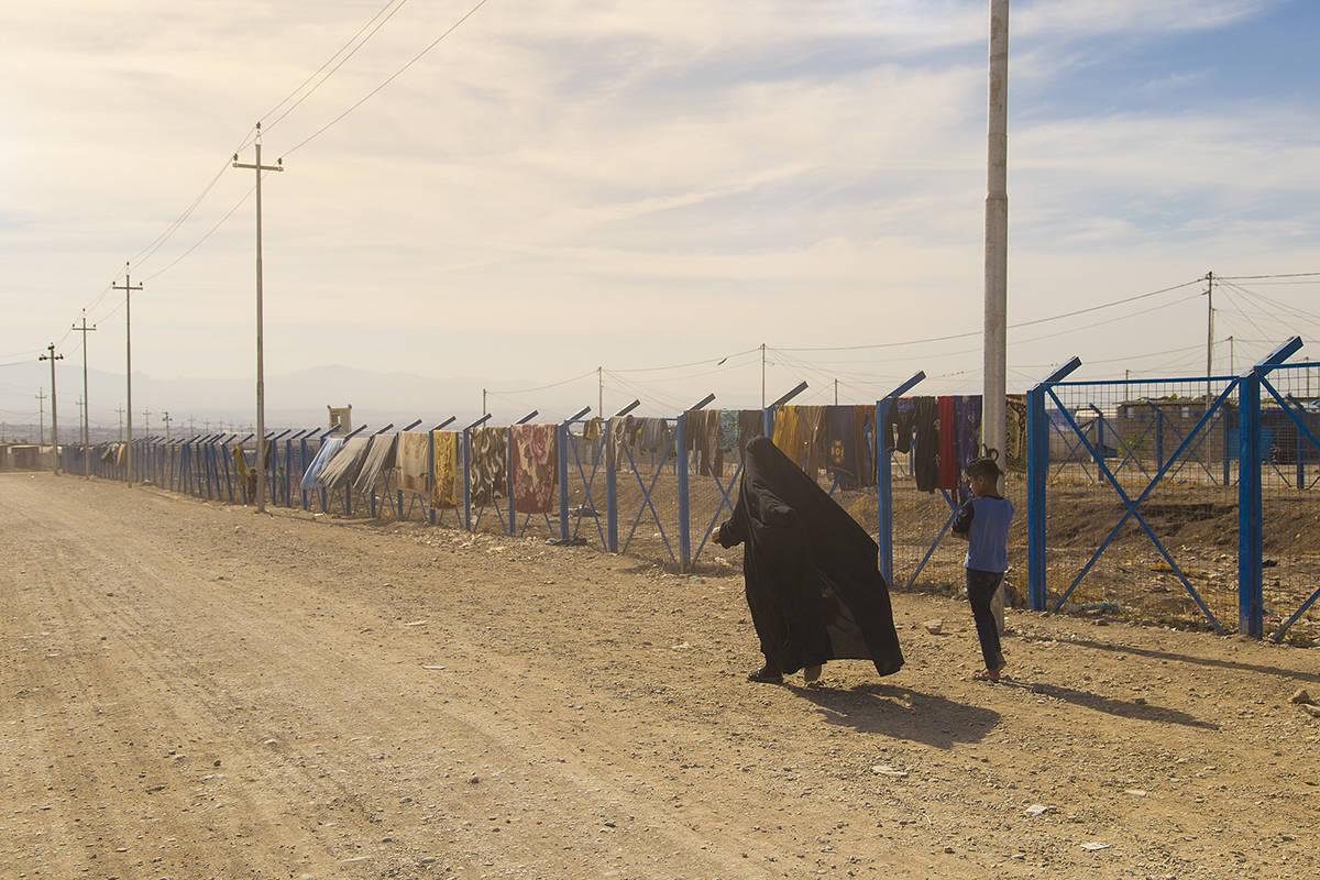 Iraq, viaggio tra i rifugiati di Arbat