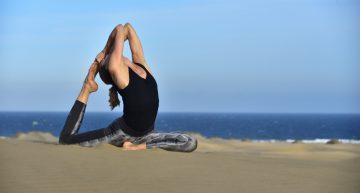 Canarie. Viaggio di gruppo: surf e yoga