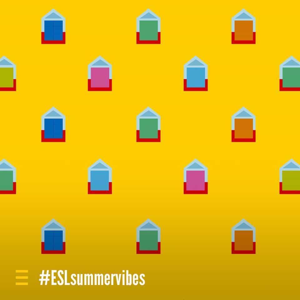 #ESLsummervibes, partecipa al concorso