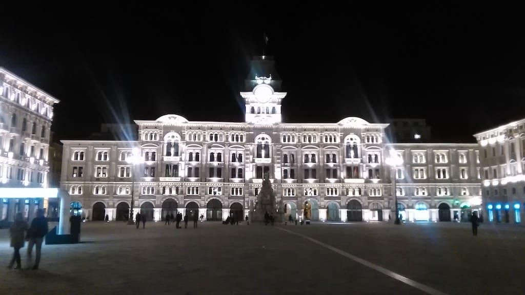 Trieste, un weekend in città