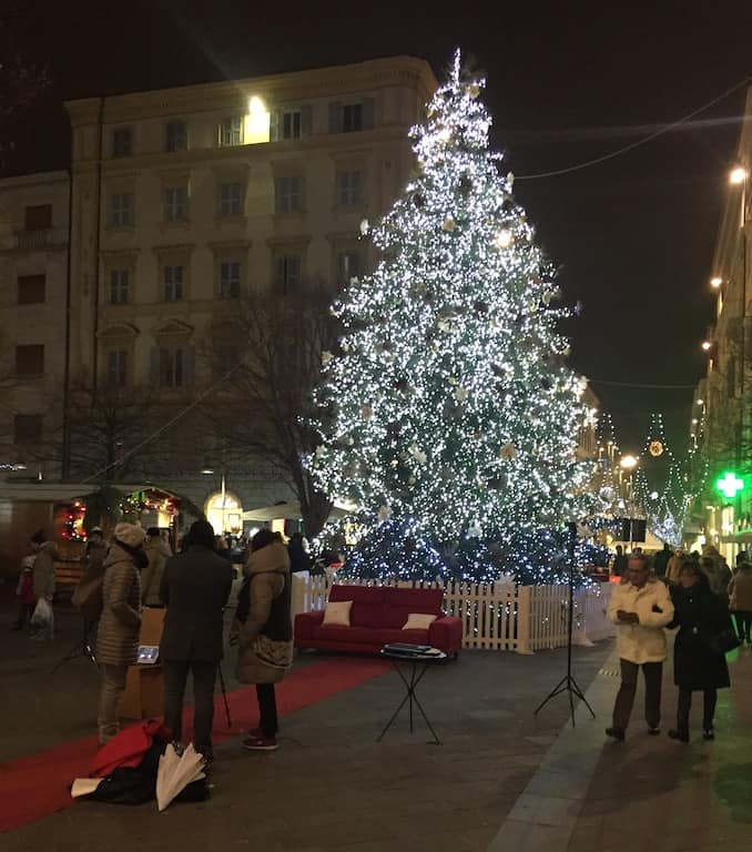 Ancona, punto di partenza Hotel Dorico