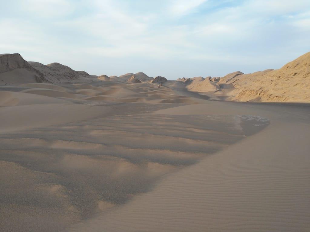 Deserto di Lut, il luogo più caldo della terra