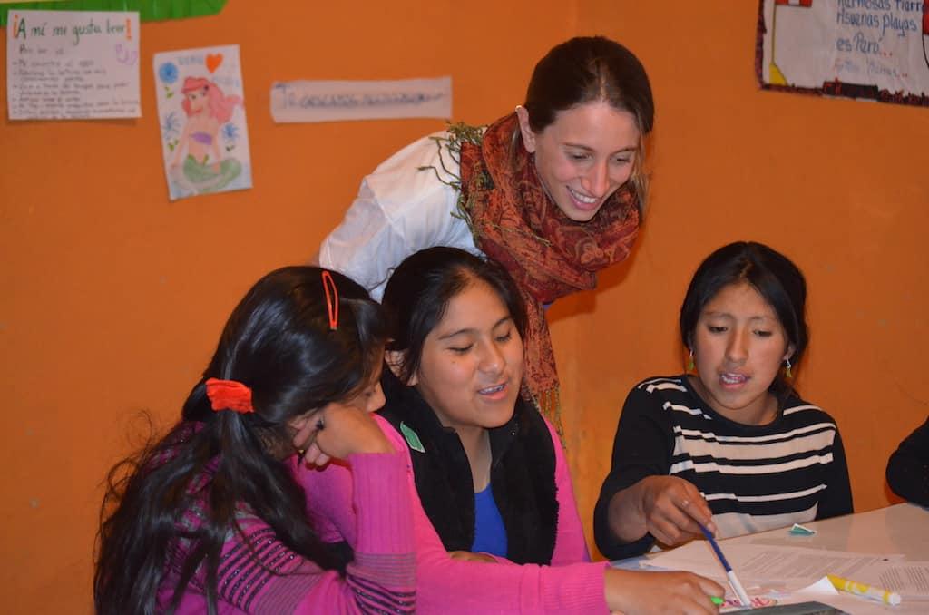 Cusco, volontariato con LAFF in Perù