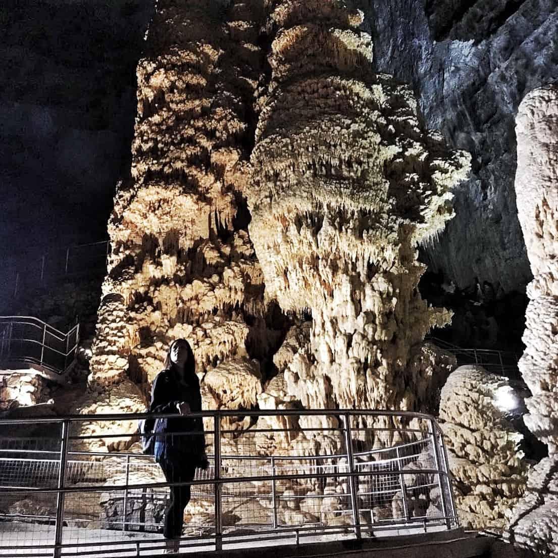 Grotte di Frasassi, meravigliati nelle Marche