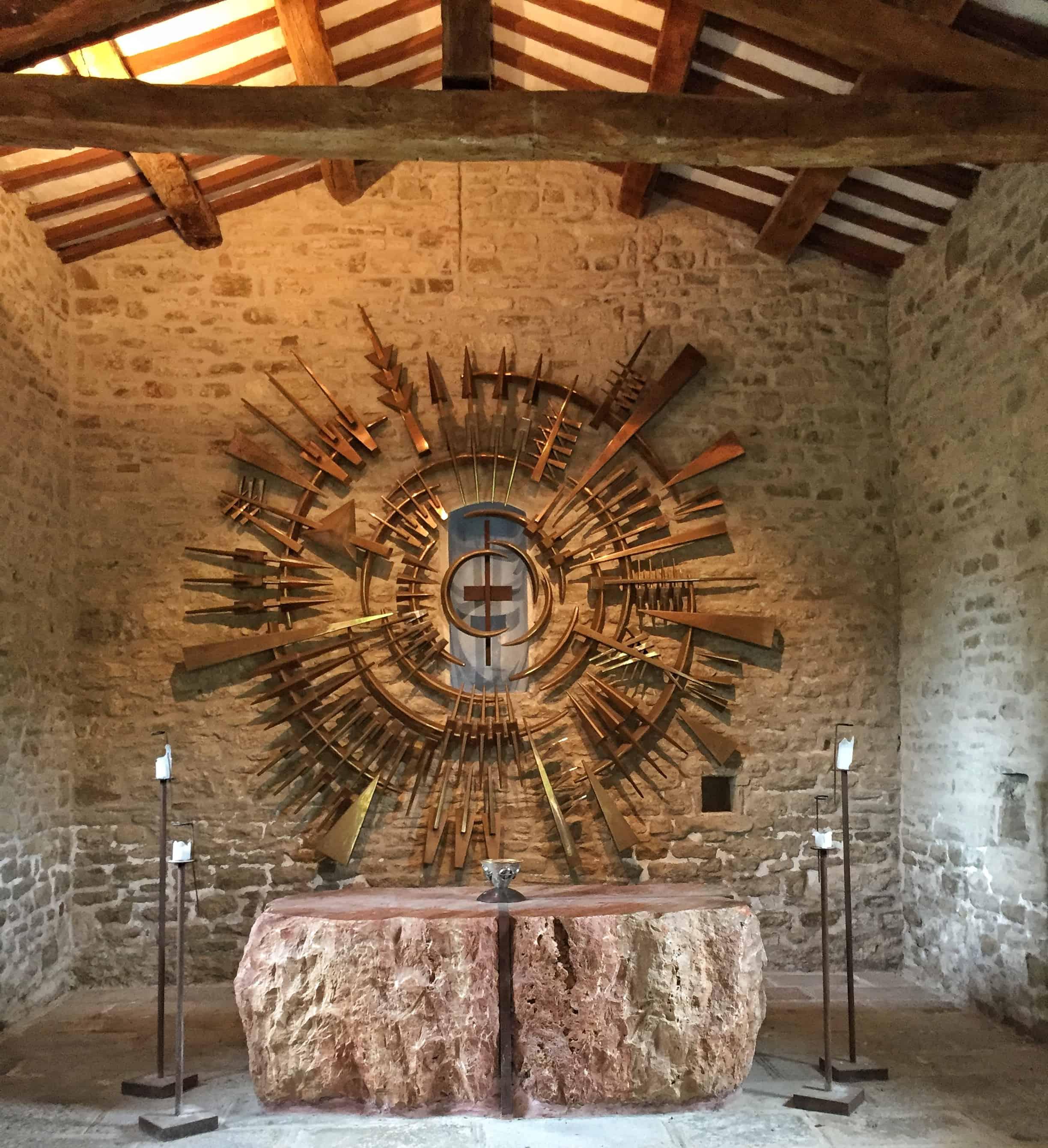Pietrarubbia, un museo a cielo aperto nelle Marche