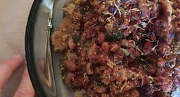 Coroncina, cucina vegan e relax nelle Marche