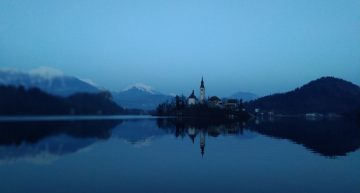 Bled, un weekend in Slovenia