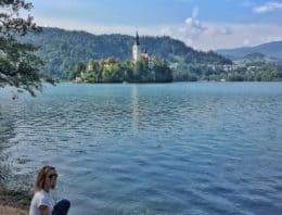 Lago di Bled, un viaggio green in Slovenia