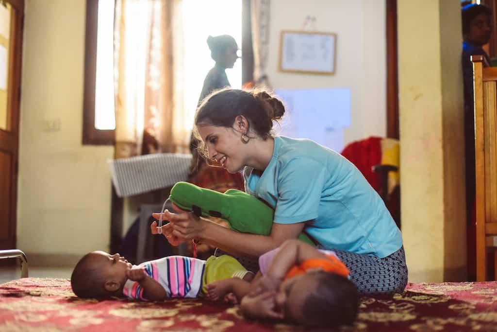 Mancikalalu Onlus, volontariato in India